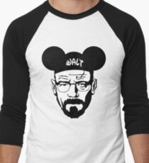 WALT MOUSE EARS Men's Baseball ¾ T-Shirt