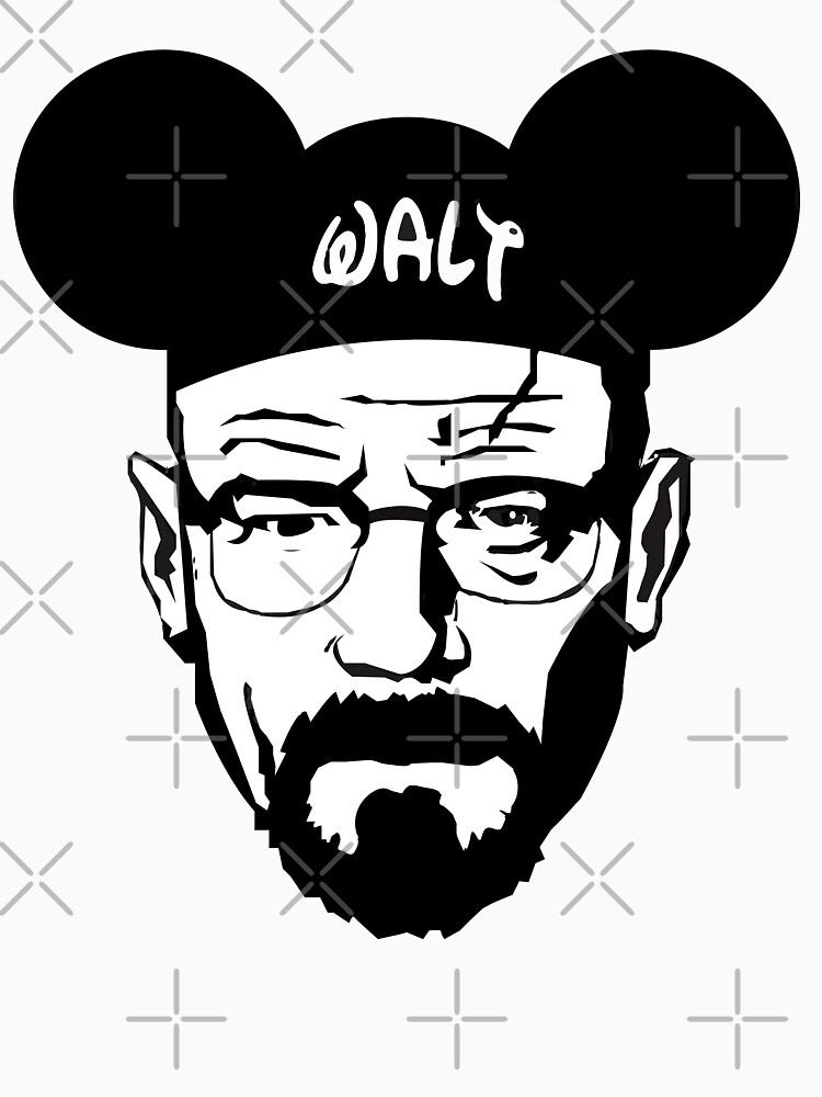 WALT MOUSE EARS by DesignInkz