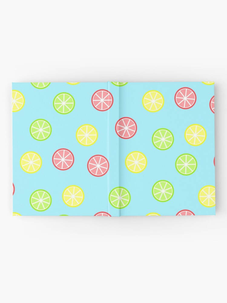 Alternate view of Citrus Fruits Hardcover Journal