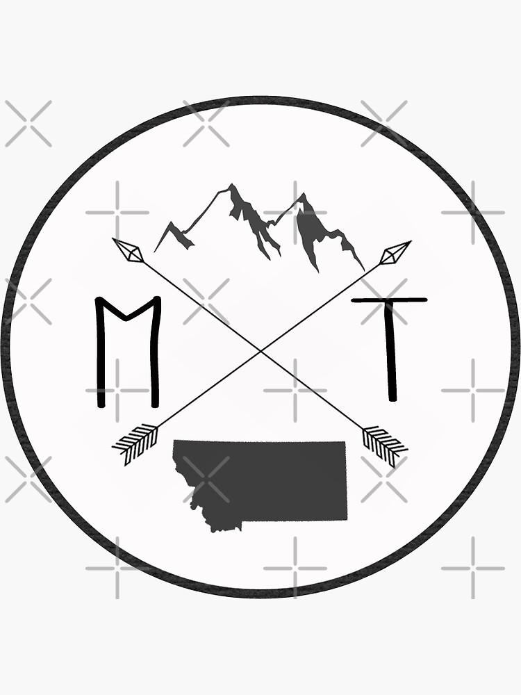 Montana is best - Version 1 by Monkeyphoto