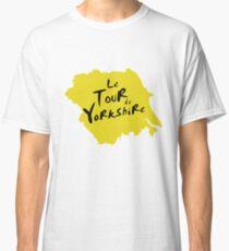 Le Tour de Yorkshire 2 Classic T-Shirt