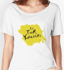 Le Tour de Yorkshire 2 Women's Relaxed Fit T-Shirt