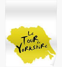 Le Tour de Yorkshire 2 Poster