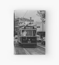 Gold Mine Tram Hardcover Journal