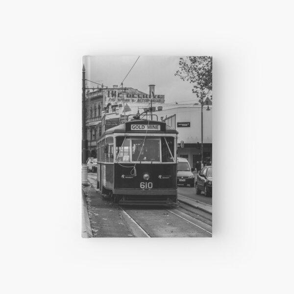 Gold Mine Tram Hardcover Journal