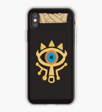 Sheikah Slate Inspired Design iPhone Case