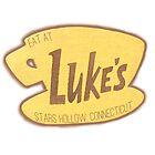 Lukes Diner by samnb