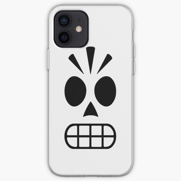 Manny Calavera für iPhone iPhone Flexible Hülle