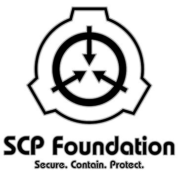 SCP Foundation (in Black) by MagentaBlimp