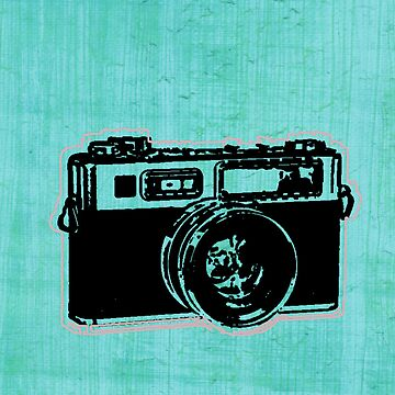 old fashion camera de AUDREYHELLADOPE