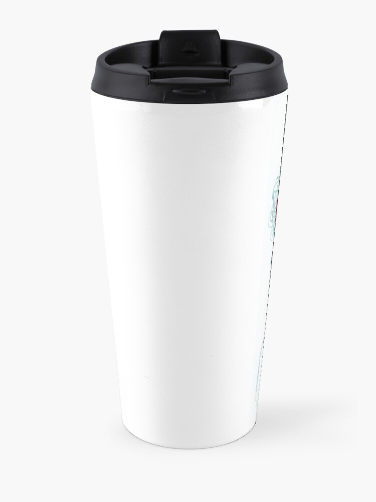 Alternate view of people are people Travel Mug