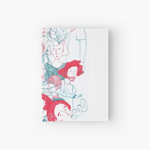 people are people Hardcover Journal