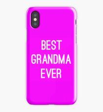 """""""Best Grandma"""" iPhone Case iPhone Case/Skin"""