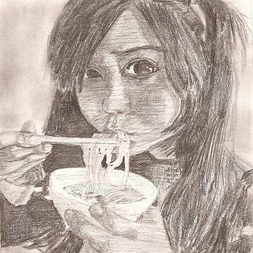 Asian Cuisine by teamneatmouser