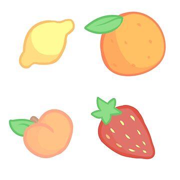 Fruity Grid by CantiByrd