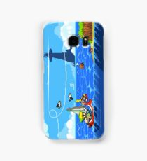 Zelda - Wind Waker Advanced Samsung Galaxy Case/Skin