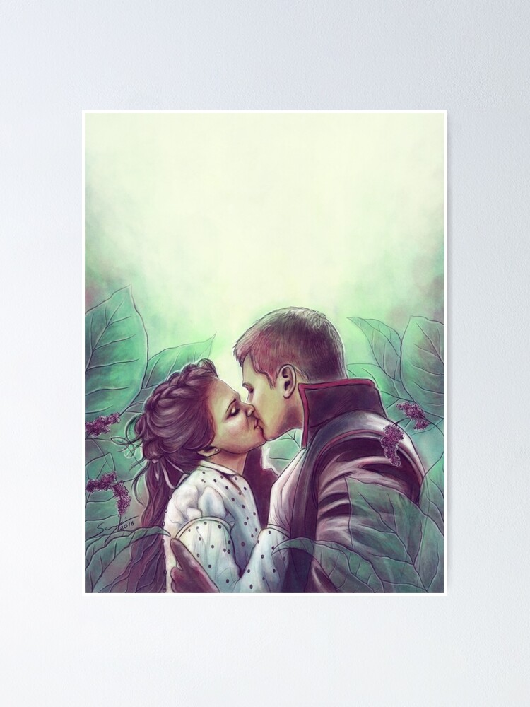 Alternate view of Fairytale Wedding Poster
