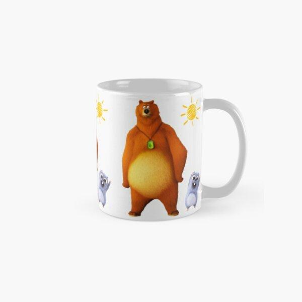 Grizzy et lemmings Mug classique