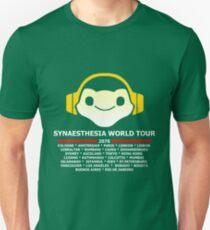 Synaesthesia World Tour Unisex T-Shirt