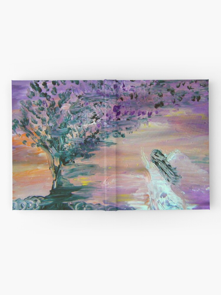 Alternate view of Letting Go Hardcover Journal