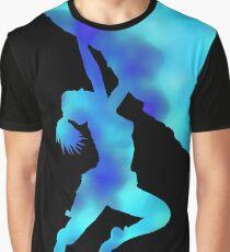 bouldering ecstacy (blue) Graphic T-Shirt
