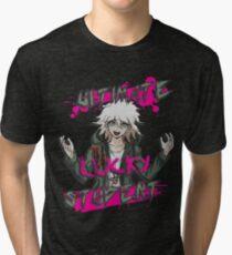 Nagito Komaeda - The Ultimate Lucky Student  Tri-blend T-Shirt