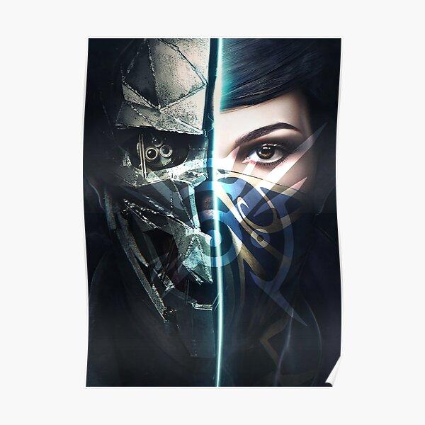 Dishonored 2 - Corvo/Emily Poster