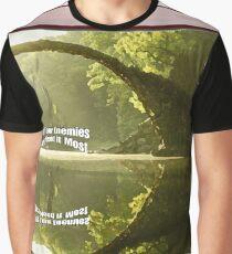 Love Enemies Graphic T-Shirt