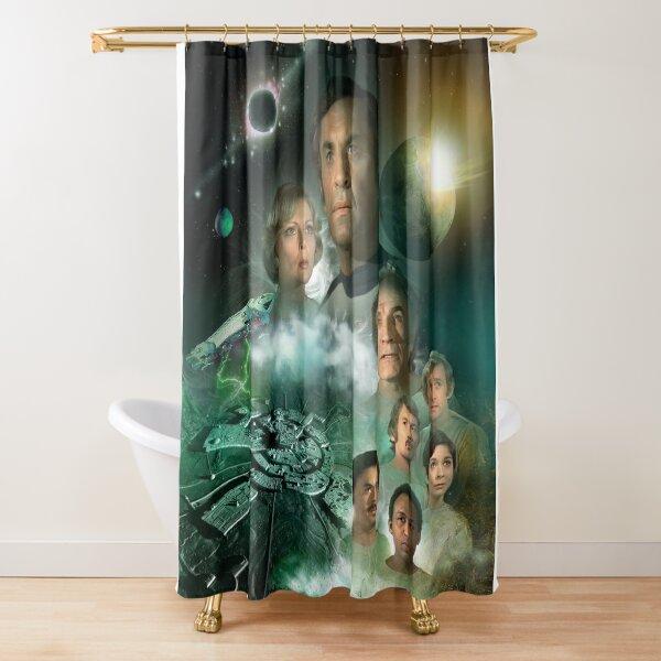 S19 generic Shower Curtain