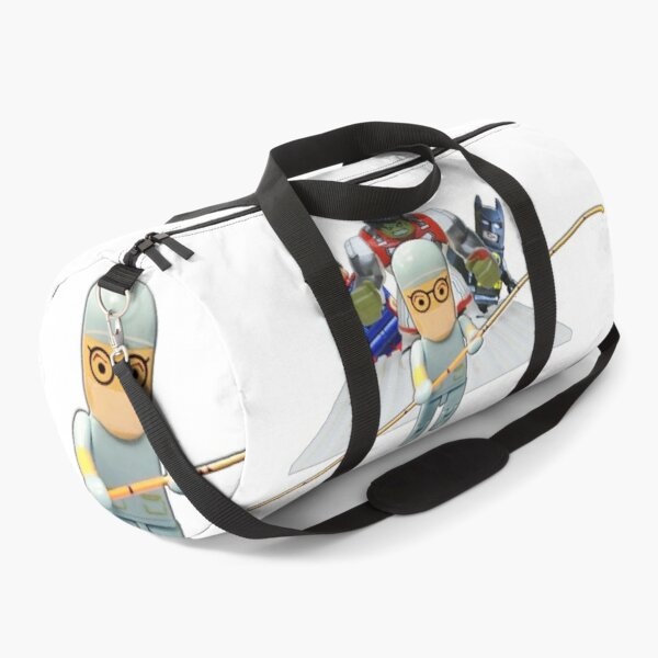 Not All Super Hero's Wear Capes Some Have Bougies Duffle Bag