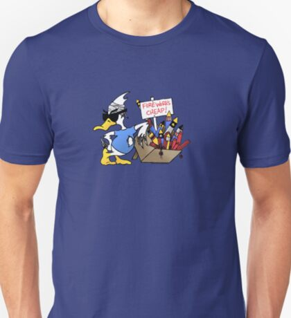 4th Of July Duck T-Shirt