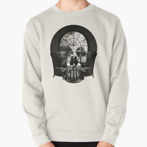 Room Skull Pullover Sweatshirt