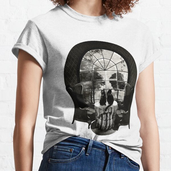 Room Skull Classic T-Shirt