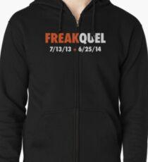 Freakquel Zipped Hoodie