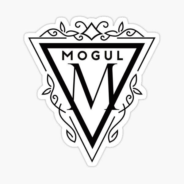 Mogul Metro Sticker