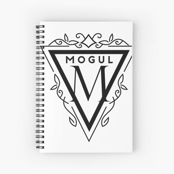 Mogul Metro Spiral Notebook