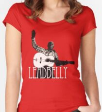 Leadbelly Women's Fitted Scoop T-Shirt