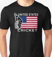 United States Cricket T-Shirt