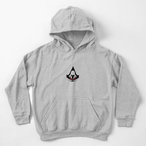 Logo Assassin's Creed Sweat à capuche épais enfant