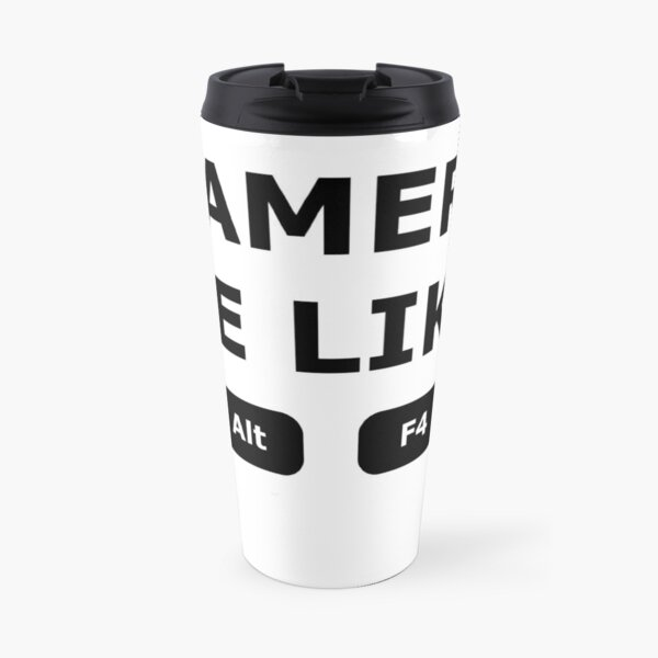 Gamer problems Travel Mug
