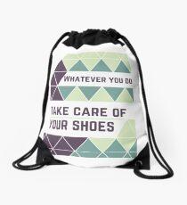 Phish Cavern Art Drawstring Bag
