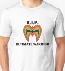 R.i.p. Ultimate Warrior Unisex T-Shirt