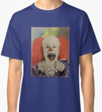 "pennywise the clown ""IT"" Classic T-Shirt"