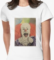 """pennywise the clown """"IT"""" T-Shirt"""