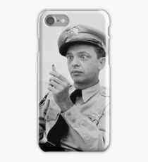 Gun Crazy Barney iPhone Case/Skin