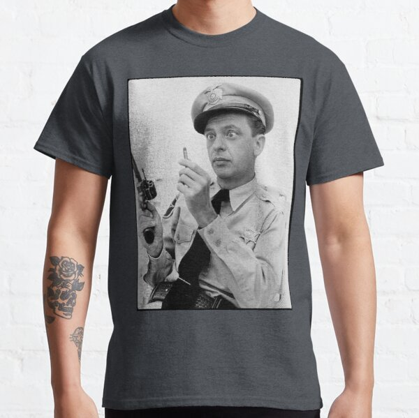 Gun Crazy Barney Classic T-Shirt