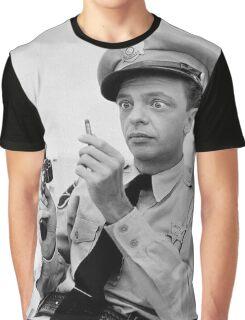 Gun Crazy Barney Graphic T-Shirt