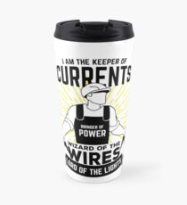Electrician Quote Travel Mug