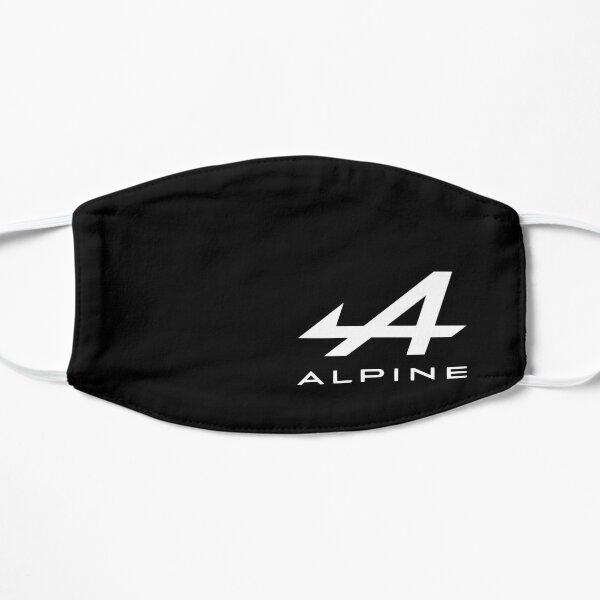 Logo de l'équipe Alpine F1 Masque sans plis