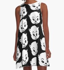 Cute kitty A-Line Dress